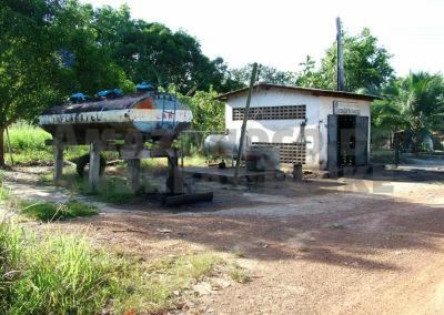 Stromversorgung in Vista Alegre, Roraima, Brasilien / Power supply in Vista Alegre, Roraima, Brazil