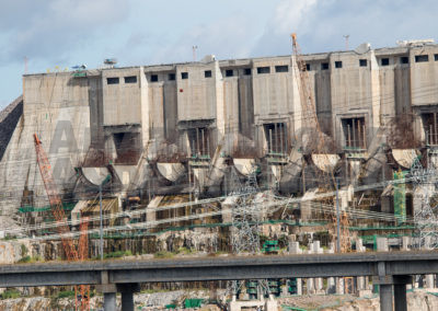 Belo Monte Staudamm