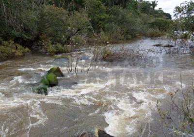 Cachoeira at Rio Xingu