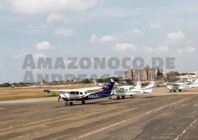 Airport Ciudad Bolivar