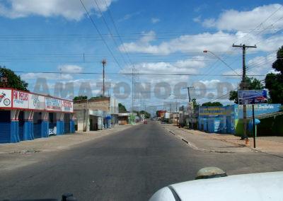 Boa Vista in Roraima, Brasilien / Boa Vista in Roraima, Brazil