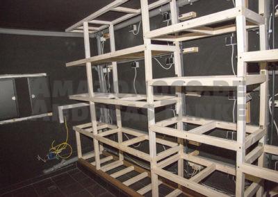 Keeping installation: Mortenthaler, Peru