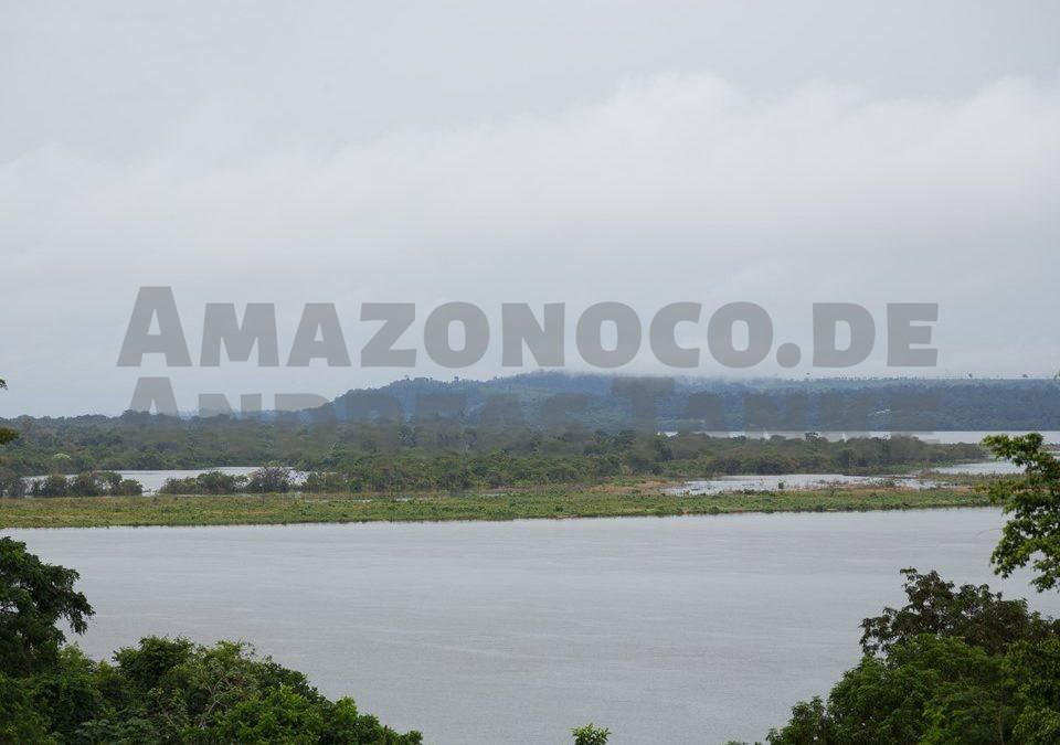 Changings at Rio Xingu